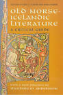 Old Norse-Icelandic Literature: A Critical Guide by University of Toronto Press (Paperback, 2005)