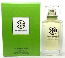Tory Burch Jolie Fleur Verte 3.4oz.Eau De Parfum for Women.New in Sealed Box.