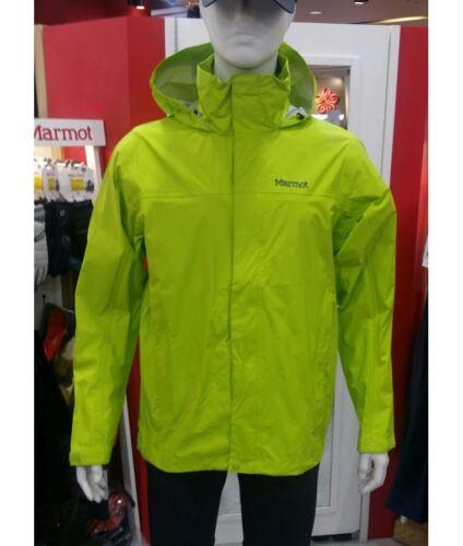 Men/'s Marmot Precip Rain Jacket 41200 Ultra light,waterproof jacket 16