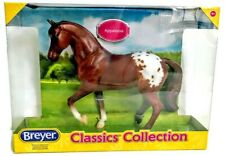 Breyer Horse Classics Collection #930 Appaloosa Hand Painted 1:12 Scale New-F