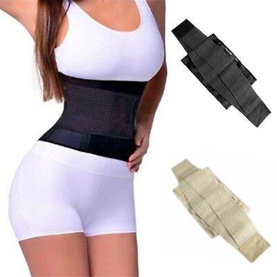 corse adelgazador compresor faja reductora waist training slimming cincher top