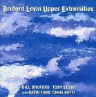 Upper Extremities by Bruford Levin Upper Extremities/Tony Levin (Bass)/Bill Bruford (CD, Aug-2010, Summerfold)
