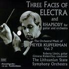 Kupferman: Orchestral Music, Vol. 7 (CD, Jul-1997, Soundspells Productions)