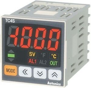 Temperature Controller TC4S-14R Relay+SSR+SSRP<wbr/>(solid state relay phase) output
