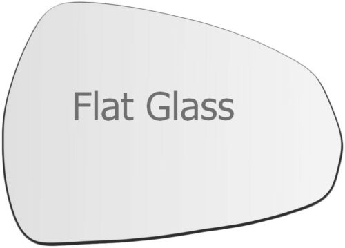 Wing Mirror Glass For Audi A3 S-Line 2013-2016 Right Driver Side