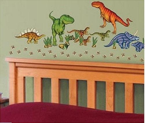 Variety of Wall Sticker Decal Room Decor Kids Animal Frozen Ironman Dino TMNT