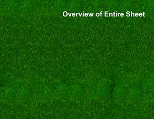 HO-Scale-Grass-Model-Train-Scenery-Sheets-5-Seamless-8-5x11-Coverstock-Dk-Green
