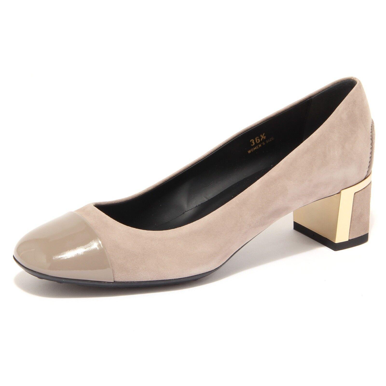 76726 decollete Tod's Gomma t 50 pt pt pt vintage Scarpa mujer zapatos mujer  precios bajos todos los dias
