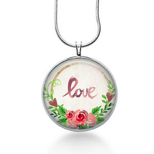 Watercolors-Love-Necklace-love-heart-pendant-love-heart-jewelry-anniversary