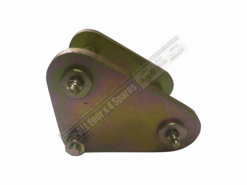 Anti Inversion Shackle Right Front or Rear suitable for Landcruiser 60 Series