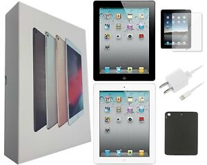 Apple-iPad-2-3-4-16-32-64-128GB-Black-White-WiFi-AT-amp-T-Verizon-Sprint