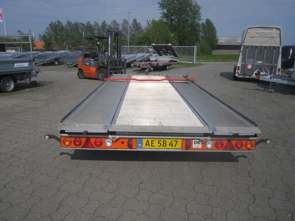 Trailer Fitzel Euro 30-22/53TP, lastevne (kg): Fitzel