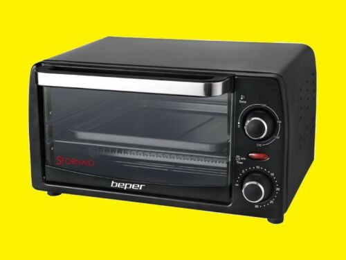 Minibackofen 12 Liter Pizzaofen Snack//Toaster Mini Ofen Mini 1050Watt