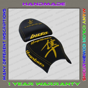 Custom-Black-Yellow-Seat-Cover-Suzuki-GSX1300R-Hayabusa-99-07-1-Gen