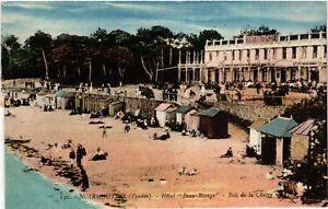 CPA Ile De Noirmoutier Hotel Beau Rivage Bois
