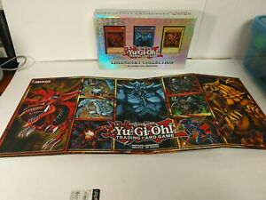 Yu-Gi-Oh! Legendary Collection 1 Box Gameboard Edition *BOX AND GAMEBOARD ONLY*