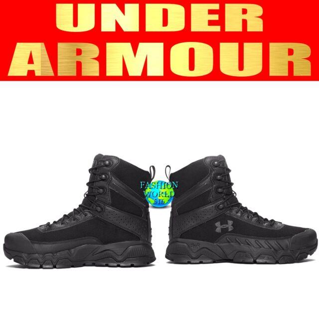 8b3438b721 Under Armour Men's Size 13 Valsetz 2.0 Police Milt Tactical BOOTS 1296756
