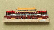 Tian An Men Square, BeiJing, China, Tourist Souvenir 3D Resin Fridge Magnet GIFT