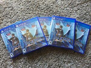 Valkyria-Revolution-Sony-PlayStation-4-2017-PS4-NEW