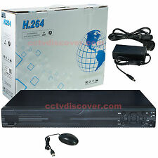 16CH 4 In 1 Hybrid DVR NVR 1080P 720P 960H D1 Support Analog, HD TVI, AHD, IPCAM
