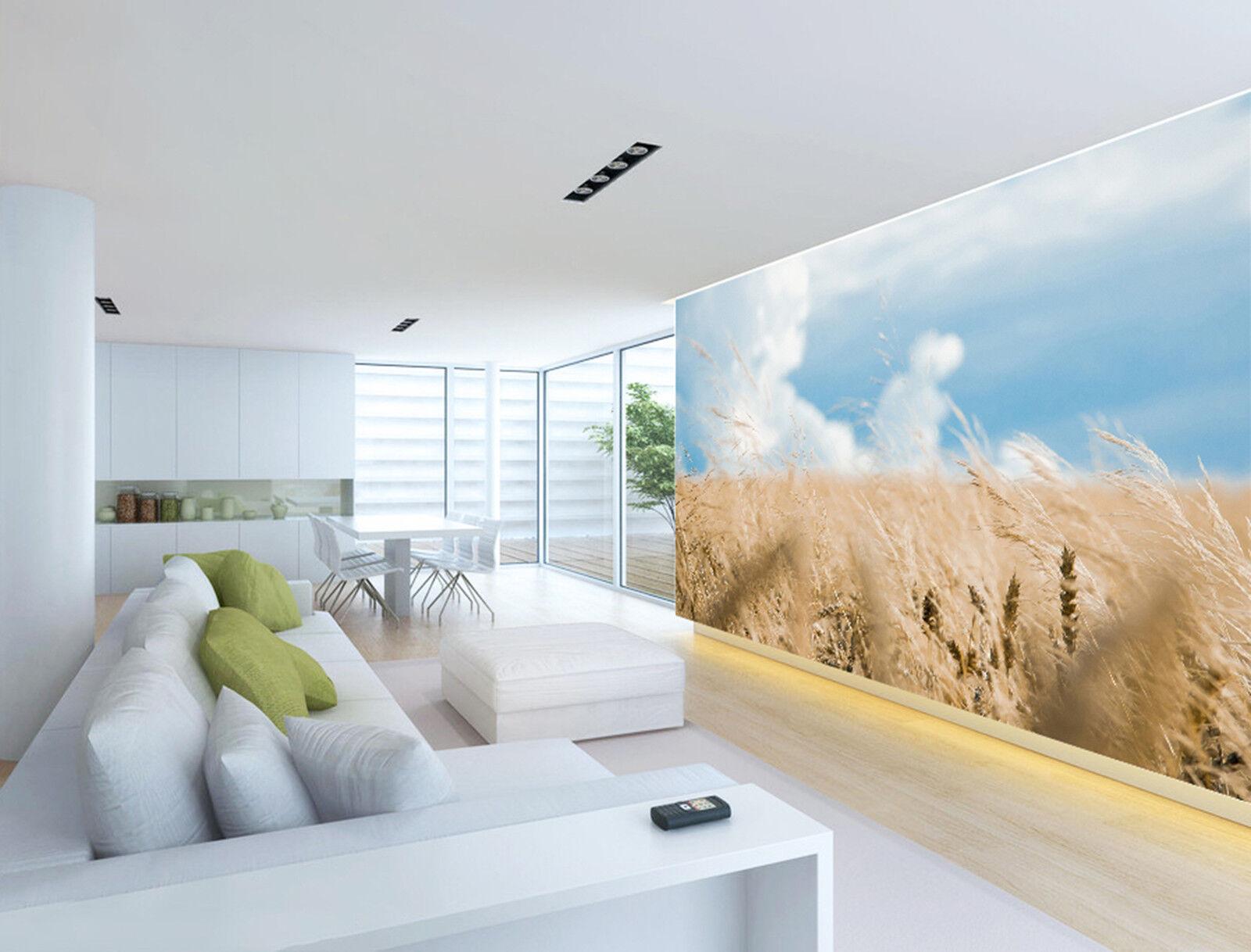 3D Himmel Feld Fototapeten Wandbild Fototapete Bild Tapete Familie Kinder