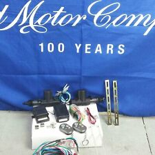 1953 1956 F100 Ford Conversion Central Power Door Lock Kit Remote Keyless