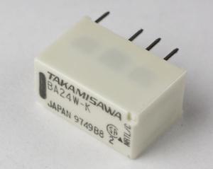 90 DAYS WARRANTY TAKAMISAWA BA24W-K  BA24WK USED