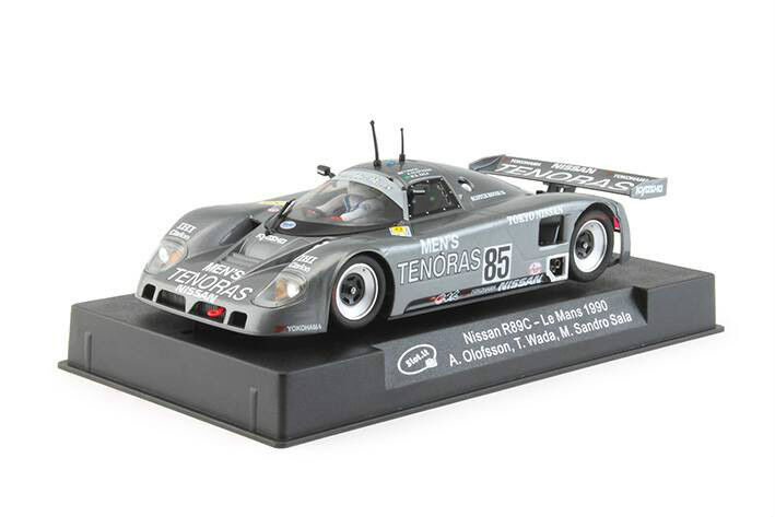 Slot It Nissan R89C  85 LeMans 1990 Brand New 1 32 Slot Car SICA 28B