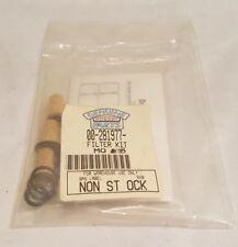 Hobart Filter Kit For Peq Series Proofers Quantity 1 Kit Nos Oem 00 281977