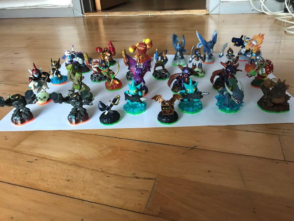 Skylanders figur, Nintendo Wii