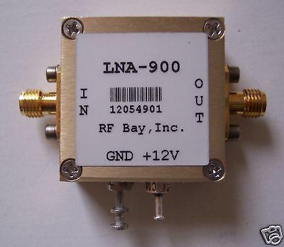 SMA New RF Bay LNA-2600 2.5-2.7GHz 23dB Low Noise Amplifier