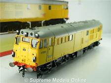 HORNBY R3344 NETWORK RAIL CLASS 31 A-1-A DIESEL ELECTRIC MODEL TRAIN DCC K8