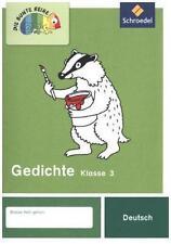 DIE BUNTE REIHE - DEUTSCH. GEDICHTE 3