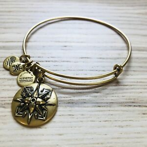 46900853df257 Genuine New ALEX AND ANI Path Of Symbols HEALING LOVE Bangle ...