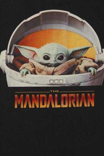 Kids Star Wars Disney The Mandalorian The Child Pod Short Cotton Pyjama