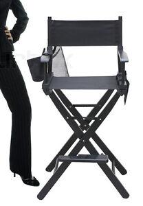 Black-Wooden-Folding-Makeup-Artist-Movie-Film-Studio-Director-Chair