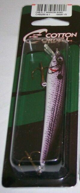 "Floating Jerkbait Minnow Crawfish Crankbait 3-3//4/"" Cordell"