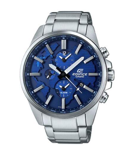 Casio-ETD300D-2A-Edifice-World-Map-Dial-100M-WR-1sec-S-Watch-Watch-RRP-449