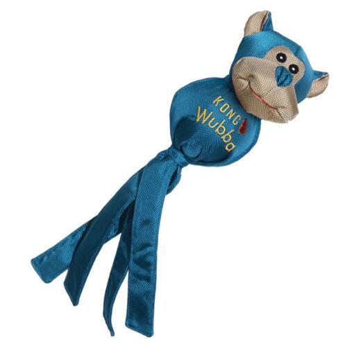 Dog Puppy Tug Fetch Play Toy KONG Wubba Ballistic Friends S,L,XL- 4 Designs