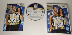 The Biggest Loser Challenge - Nintendo Wii 2006 - Wii Balance Board Game