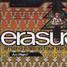 Erasure Am I right? (The Grid Remix, 1991, ltd. edition) [Maxi-CD]