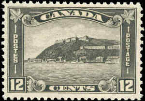 1930-Mint-NH-Canada-VF-Scott-174-12c-King-George-V-Arch-Leaf-Stamp