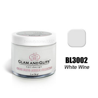 Acrylic Powders & Liquids Glam And Glits Color Blend Nail Powder Bl3002 White Wine 2oz To Have Both The Quality Of Tenacity And Hardness
