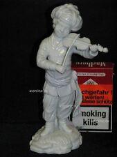 . Höchst Figur Porzellan Prototyp Türkische Kapelle Violinist Geigenspieler