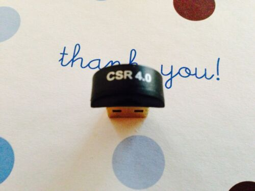 !!Ships from the USA!! Mini CSR 4.0 USB Bluetooth Dongle