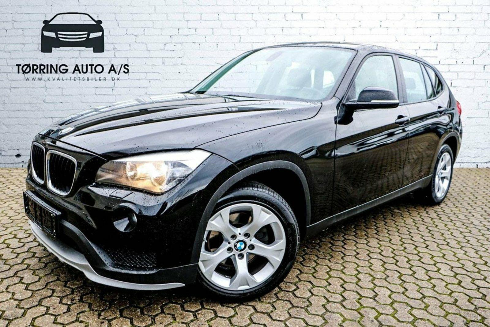BMW X1 2,0 sDrive18d 5d - 234.900 kr.