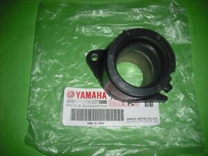 YAMAHA-SRX600-SRX-600-Carburador-Goma-Boquillas-aspiracion-DERECHO-Conjunto