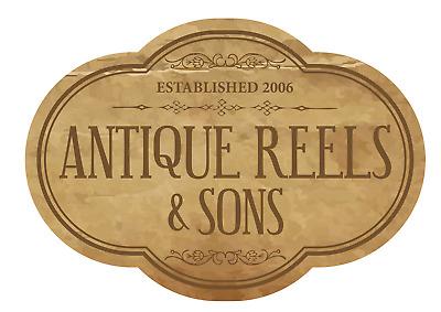 Antique Reels