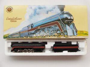 Locomotive À Vapeur 484 Norfolk & Western Class J Bachmann 565869