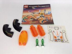 Mars-Mission-Space-Alien-7697-Pieces-Parts-Replacement-Lot-Lego-Building-Set